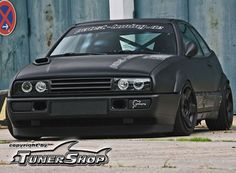 WHY can't VW remake the Corrado? How many years must we beg???