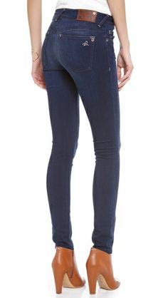 DL1961 Amanda Skinny Jeans Perfect if you have some junk in your trunk.