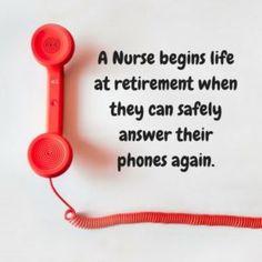 Retirement Wishes for Nurses