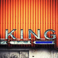 Basement16 — King print - Sam Egarr