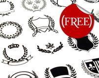 Vector Crests (FREE)