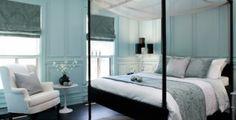 schlafzimmer blau-wände hellblau