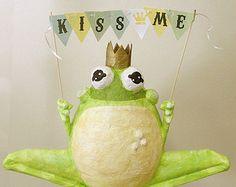 Frog Prince Pinata