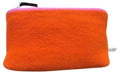 Wooly Make Up Bag 9x7 SUPER SOFT