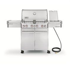 Char Broil 4 Burner 48 000 Btu Liquid Propane Gas Grill