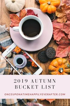 My 2019 Autumn Bucket List