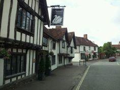 The Swan in Lavenham, Suffolk