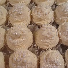 Mini Wedding Cupcakes (gf/df) by Auntie Cathie's Kitchen