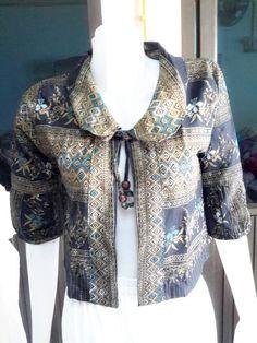 เสื้อคลุม ผ้าฝ้ายเนื้อดี ดีไซด์เก๋ http://www.khunyingcotton.com/