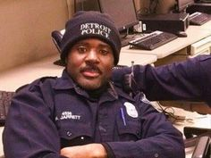 Police Officer Myron Jarrett  Detroit Police Department, Michigan  EOW: Friday, October 28, 2016  Cause: Hit And Run Accident  Survived By: Friends