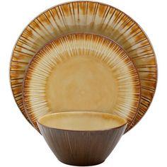 reactive glaze dinnerware