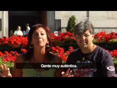 """(Madrid video one) """"Así nos ven"""": Visitantes en Madrid. Capítulo 1"""