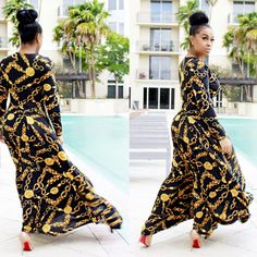 aa17017b310cf Hot Sale New Fashion Design Traditional African Clothing Print Dashiki Nice  Neck African Dresses for Women K8155-in Africa Clothing from Novelty    Special ...