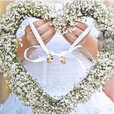 Heart Velo da sposa, fedi