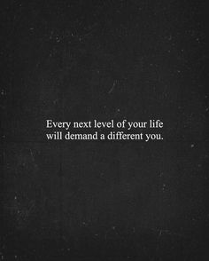 Every next level of your life will demand a new version of you. www.FunctionalRustic.com #functionalrustic #quote #quoteoftheday #motivation #inspiration #quotes #diy #wisdom #lifequotes #pallets #rustic #handmade #craft #affirmation #michigan #motivational #repurpose #dailyquotes #crafts #success #sobriety #strongwoman #inspirational #quotations #success #goals #inspirationalquotes #quotations #strongwomenquotes #recovery #sober #finance #financialplaning #smallbusiness #smallbusinessowner