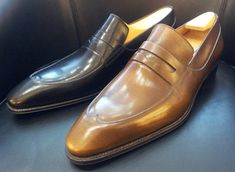 J.M. Weston penny loafer  http://www.theshoesnobblog.com/