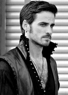 Once Upon a Time | Colin O'Donoghue as Captain Hook