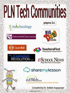 Lots of great tech tools compiled by SWMO Tech Integration Specialists. And they're FREE!