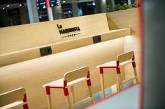 """La Maquinista"" Shopping Center rest area by Egue y Seta, Barcelona – Spain » Retail Design Blog"