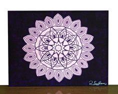 Check out this item in my Etsy shop https://www.etsy.com/listing/474850153/mandala-wall-art-mandala-painting-yoga