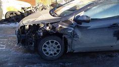 Hyundai i30 аварийный продается
