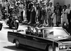 Taken by Amateur Photographer Phil Willis - seconds before President Kennedy was assassinated in Dallas, Texas on November 22nd 1963. I chose the photgraph because its one of the most historical events of recent times and I feel shows how sudden emotions can change from joy in this image to devastation just moments later. I think this image shows how loved President Kennedy was and the admiration many had for him.