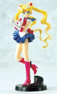 Bishoujo Senshi Sailor Moon - Sailor Moon - Figure Maniacs (Ascii Media Works)