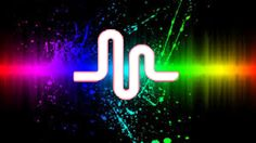 Galaxy Musical.ly Logo Musical.ly Logos by me