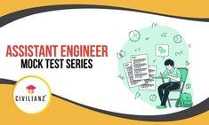 Online Coaching Classes for Civil Engineering Exams | PSC | SSC | RRB | ISRO | Civilianz Civil Engineering Jobs, Assistant Engineer, Mock Test, Online Coaching, Grade 3, Art Classroom, Civilization, Teaching, Education