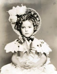 vintage classic shirley temple