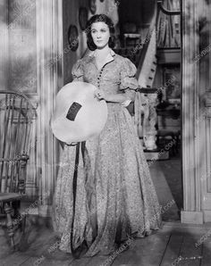 photo Vivien Leigh film Gone with the Wind 360-31