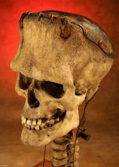 Frankenstein's Monsters Skull