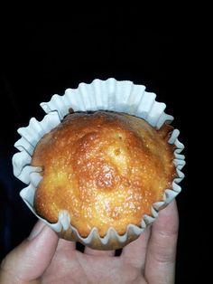 Banana nut cupcakes :)