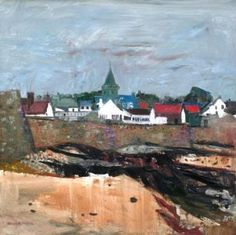 David M MARTIN-Anstruther from the Shore