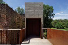 Gallery of Villers Abbey Visitor Center / Binario Architectes - 3
