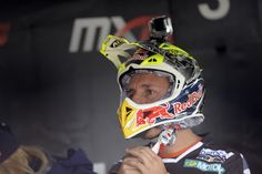 "Tony Cairoli ""MXGP The Official Motocross Videogame"" Special Helmet 2014"