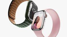 Apple Watch Series 7: väčší displej atenšie okraje