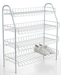 Whitmor Closet Storage Shelf, 4 Shelves - Cleaning & Organizing - For The Home - Macy's
