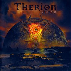 Caratula Frontal de Therion - Sirius B
