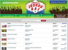 """Jueves 2×1 Ticketmaster: We Will Rock Youy Más Jueves 2×1 Ticketmaster:En Ticketmaster en su jueves de 2X1, el día de hoy puedes encontrar boletos para los siguientes eventos: México DF: BWe Will Rock You,Balkan Fest 2014,Penelogías """"La Antología del Pene"""",Caperucita Roja y el lo... -> http://www.cuponofertas.com.mx/oferta/jueves-2x1-ticketmaster-we-will-rock-you-y-mas/"""