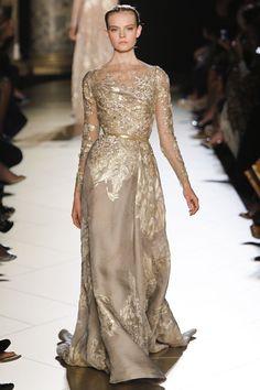 Elie Saab Haute Couture | Elie Saab 2012 Kış Haute Couture Koleksiyonu