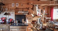 Kuchnia styl Rustykalny - zdjęcie od Górska Osada - Luxury Chalets in Tatra Mountains - Kuchnia - Styl Rustykalny - Górska Osada - Luxury Chalets in Tatra Mountains