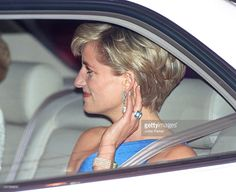 News Photo : Diana, Princess Of Wales Attends The Victor Chang...