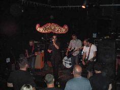 Handlebar performs at Vaudeville Mews.  #Handlebar #concerts #rocknroll #bands #music #rock
