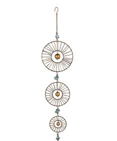Take a look at this Sunburst Hanging Décor today!