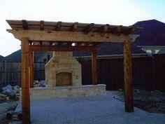 American Outdoor Patio Covers, Decks, Arbors & Fences