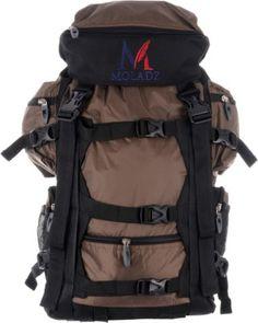 Moladz Caza Hiking Rucksack - 41 L Brown, Black - Price in India | Flipkart.com