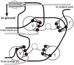pickup wiring diagram gibson les paul jr gibson p90 pickup