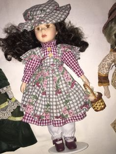 US $5.46 Used in Dolls & Bears, Dolls, By Material