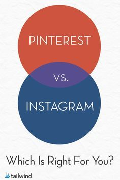 Pinterest vs. Instagram Marketing - Which Is Right For You? - MCNG Marketing Trent Walton
